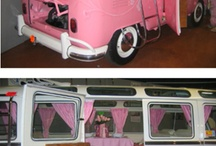 I want a Volkswagen Bus!!!! / by Tawny C