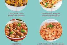 Ideias para reeducação alimentar.