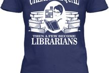 Proud to be a Librarian