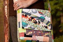 Sling Bag Patchwork