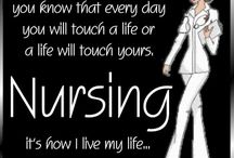 Nursing / by Emily