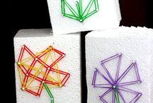 Formen mit gummiband