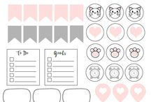 Journaling Essentials // Printables
