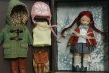 Куклы оформление