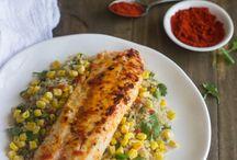 Healthier eating / by Jill Dickman