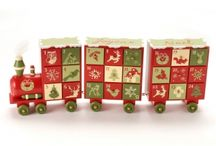 Christmas / Christmas Linen, Napkin Rings, Table Decorations & Accessories for 2013 from www.romanathome.com
