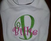 Embroidered Treasures / Embroidered items for everyone!