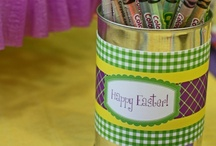 Easter Crafts Ideas / by Jo Ann Woods
