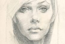 Portret desen