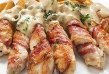receitas com frango