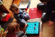 Games with kids / What the mini-rules and friends are playing!