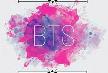 BTS - Tela de Bloqueio