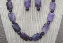 DIY JEWELRY AMETHYST / by Dawn Marelli