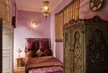 oriental bedroom/kalusteet