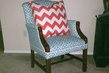 My Projects / Furniture, art work, design, refurb, and fun!