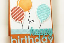 Cards birthday / by Lori Robinson