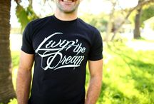 Inspired Clothing for Men / Inspired Emotions top products for men looking to inspire through their clothing.