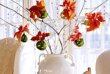 Xmas Decor Ideas / by Dann Foley