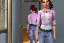 sims 3 clothes / wishlist