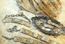 homemade jewelry love