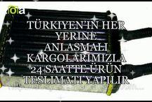 GAZELLE KALORİFER RADYATÖRÜ 0534 549 00 39