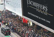 Schiffers Haar