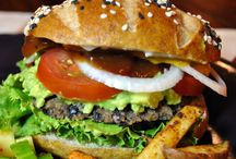 looking for the perfect burger / by Chickpea