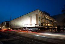 Opern- und Konzerthäuser dieser Welt / Diese Pinnwand sammelt Innen- und Außenansichten von Opernhäusern  #deutscheoperberlin / www.deutscheoperberlin.de