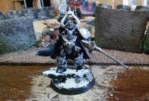 warhammer 40k chaos army / My warhammer 40k chaos army.