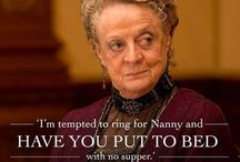 Dowager Countess Grantham