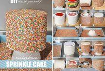 fun cakes