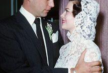Celebrity Weddings / Some famous weddings we love