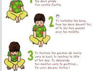 yoga pour petit enfant