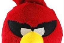 Angry Birds Theme Costumes and Toys / Amazing collection of Angry birds costumes, accessories, toys and games for fans.