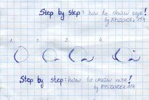 basics, drawing steps blahblah