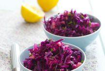surówki i salatki