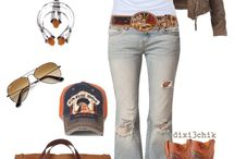 Country fashion