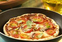 Pizza/salgados