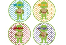 TMNT Party / by Ginger Lobb