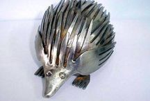 recycle art metal
