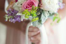 Bridesmaid Bouquet - Spring