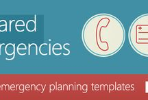 Emergency Planning  / by Fairy Godmother