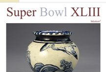 Super BOWLS! / Football? Not in this case! These Super Bowls are an art historian's dream. Find these objects in Smithsonian exhibitions on the National Mall and beyond! / by SITES Exhibits