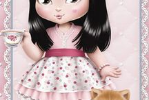 muñecas kawaii