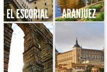 Lugares que visitar en ciudades de España / Lugares que visitar imprescindibles en España. No puedes perderte ninguno de estos lugares si viajas a esa ciudad...