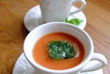 Sensational Soups / Soups from http://www.greatbritishchefs.com