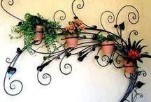 virágtartó