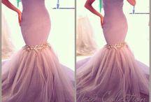 Stunning dresses!