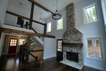 Our Favorite Fireplaces / http://thecatskillfarms.com/gallery-fireplaces