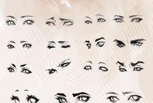 2. Augen & Mund & Nase & Ohren